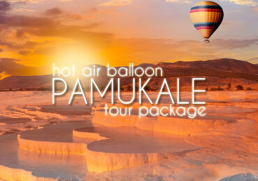 Pamukkale Tour Including Balloon Flight