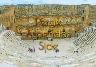 Perge, Aspendos and Side Tour in Antalya