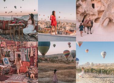 Instagrammable Spots in Cappadocia